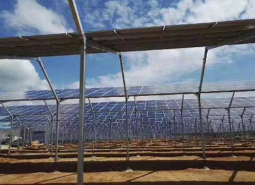 Qingyuan Agricultural Greenhouse Project